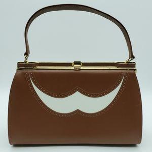 Vintage 1960s Western Naturalizer Handbag